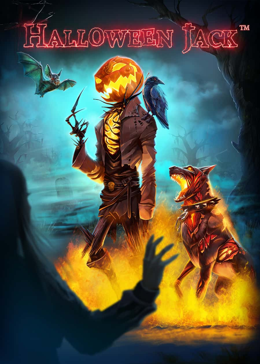 Try Halloween Jack Slot Now!