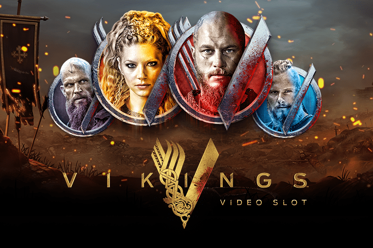 Vikings Video Slot Game thumbnail