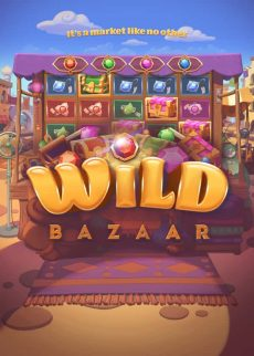 Try Wild Bazaar Kolikkopeli Now!
