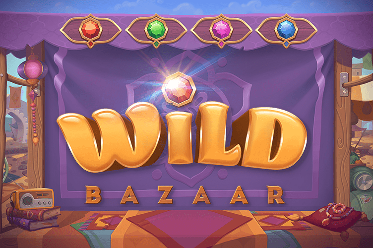 Wild Bazaar Slot Game thumbnail