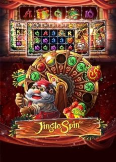 Try Jingle Spin Kolikkopeli Now!