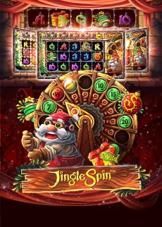 Try Jingle Spin Video Slot Game Now!