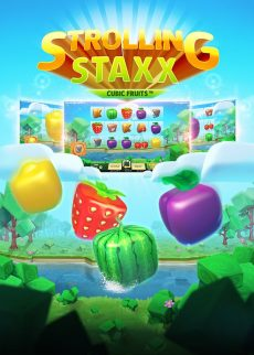 Try Strolling Staxx Slot Now!