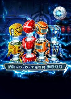 Try Wild-O-Tron 3000 Kolikkopeli Now!