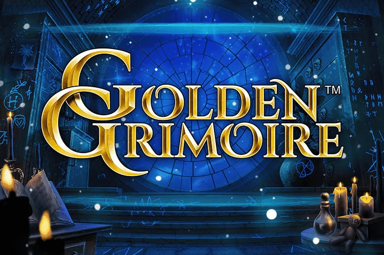 Golden Grimoire Slot thumbnail