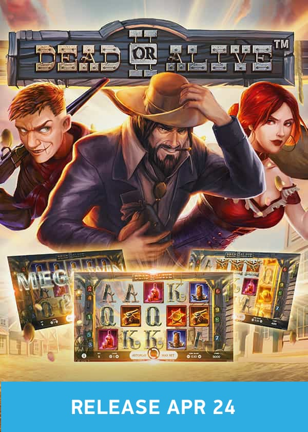 Try Dead or Alive 2 Slot Now!