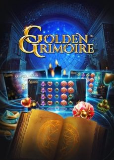 Try Golden Grimoire Slot Now!