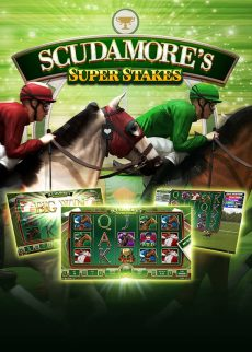 Try Scudamore's Super Stakes Tragaperras Now!