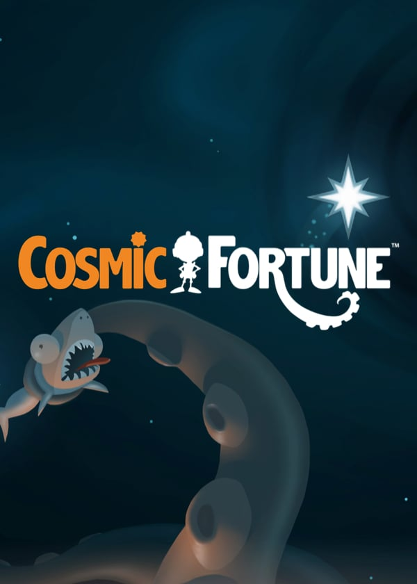 Try Cosmic Fortune Slot Now!