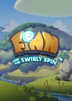 Try Finn and the Swirly Spin Kolikkopeli Now!