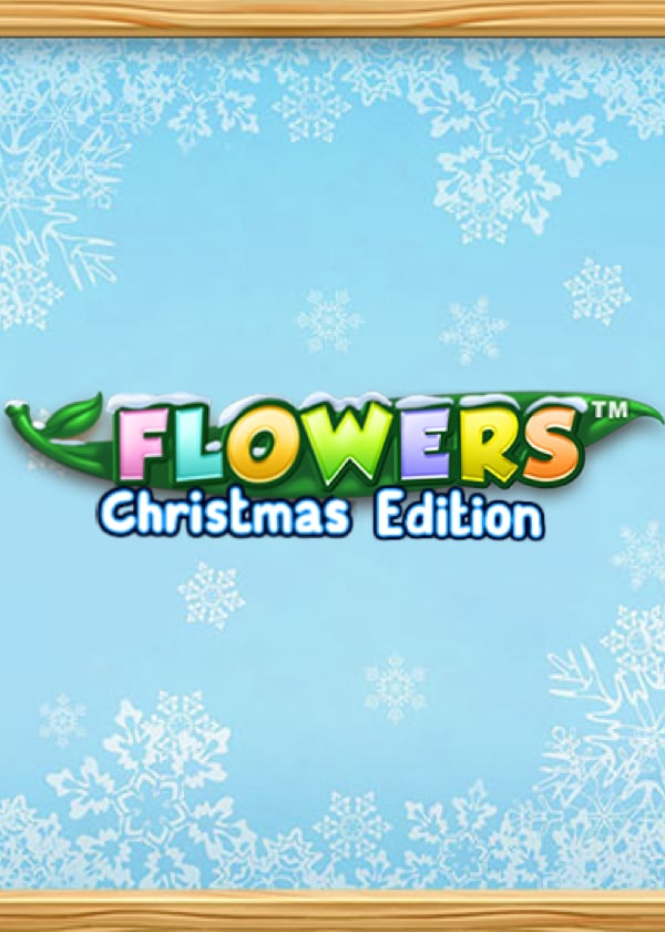 Try Flowers Christmas Tragaperras Now!