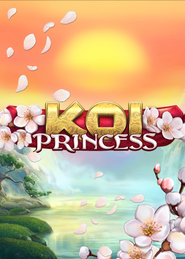 Try Koi Princess Tragaperras Now!