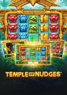 Try Temple of Nudges Kolikkopeli Now!