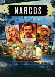 Try Narcos Video Slot Now!