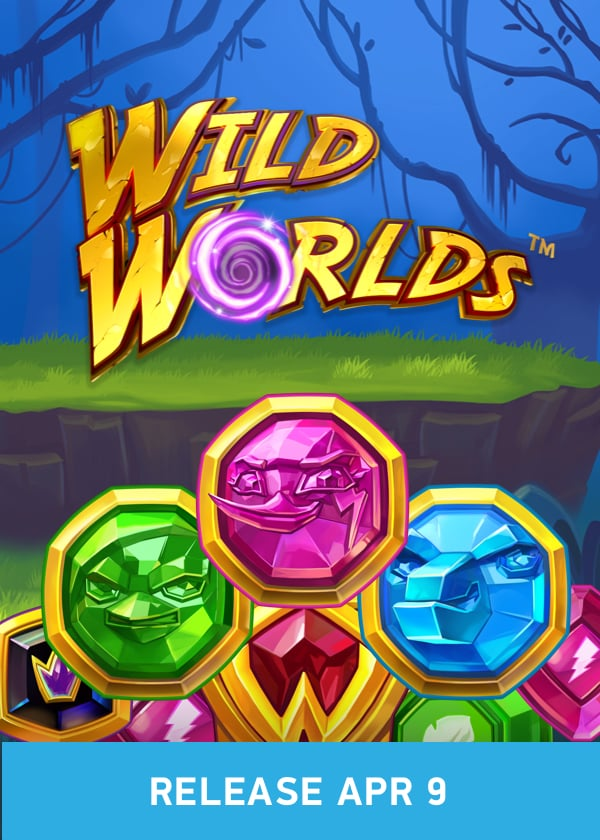 Try Wild Worlds Slot Now!
