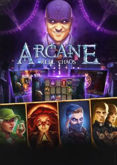 Try Tragaperras Arcane Reel Chaos Now!