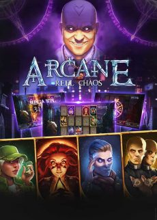 Try Arcane Reel Chaos Now!