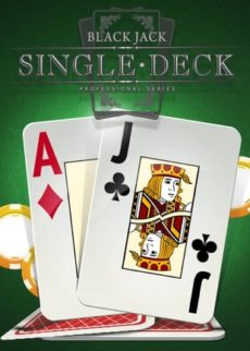 Try Play Blackjack Touch – Single Deck Online in Canada Now!