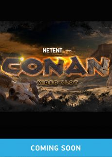 Try Conan Video Slot Now!