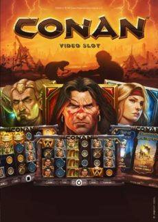 Try Video Tragaperras Conan Now!