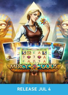 Try Mercy of the Gods Slot Now!