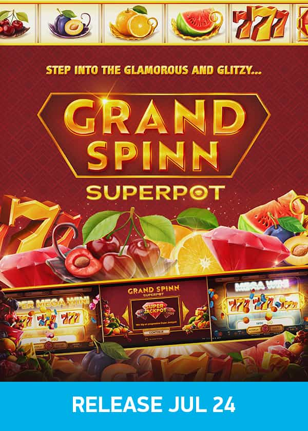 Try Grand Spinn Superpot Now!