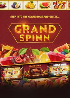 Try Grand Spinn Slot Now!