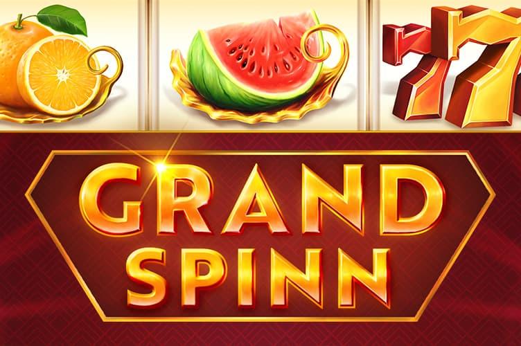 Tragaperras Grand Spinn thumbnail