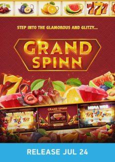 Try Grand Spinn Slot Now!