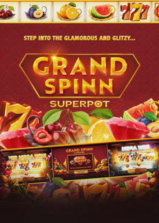 Try Grand Spinn Superpot Kolikkopeli Now!