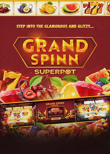 Try Tragaperras Grand Spinn Superpot Now!