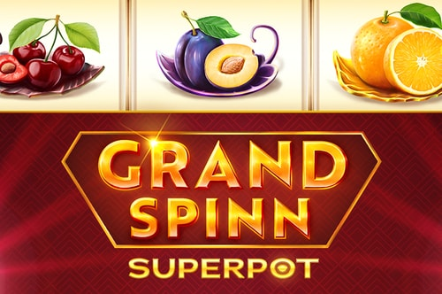 Tragaperras Grand Spinn Superpot thumbnail