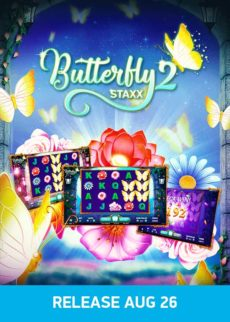 Try Butterfly Staxx 2 slot Now!
