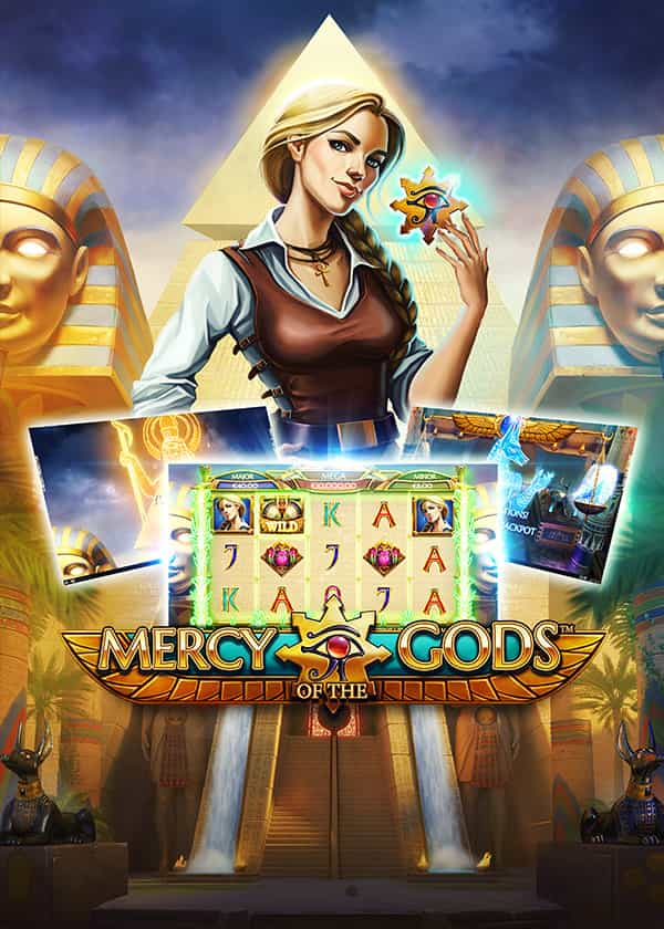 Try Tragaperras Mercy of the Gods Now!