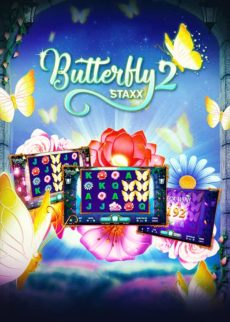Try Butterfly Staxx 2 Kolikkopeli Now!