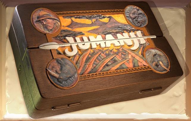scatter symbol jumanji