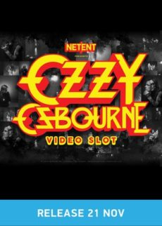 Try Ozzy Osbourne -videoslotti Now!