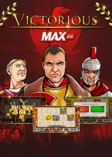 Try Victorious MAX Tragaperras Now!
