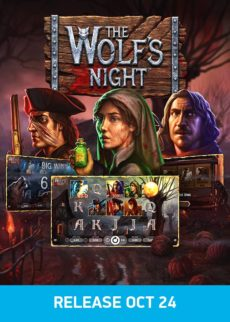 Try The Wolf's Night Slot Now!