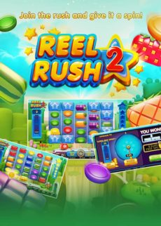Try Reel Rush 2 Slot Now!