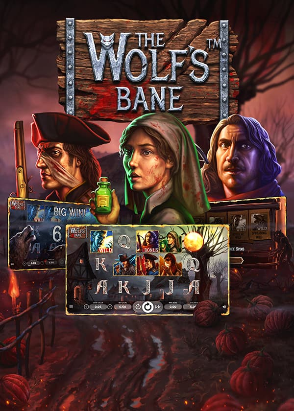 Try The Wolf's Bane Tragaperras Now!
