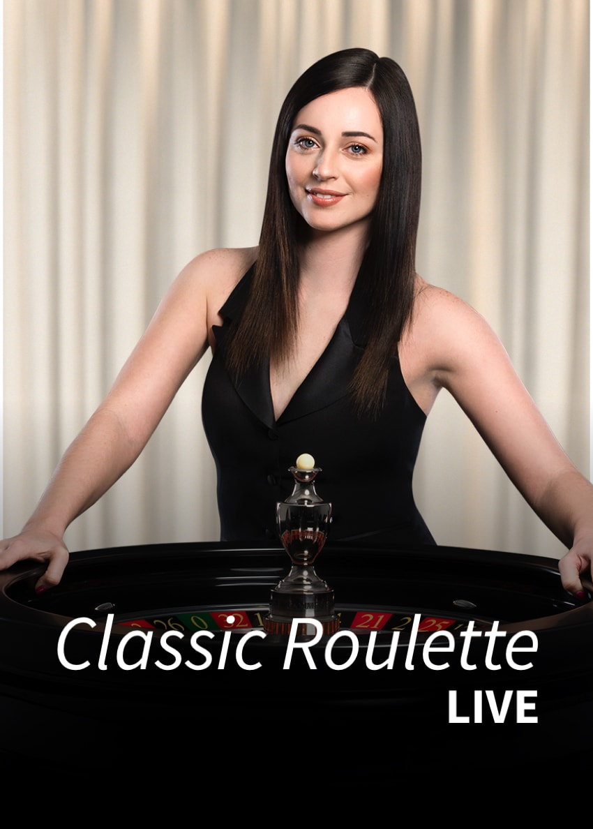 Try Classic Roulette Live Now!