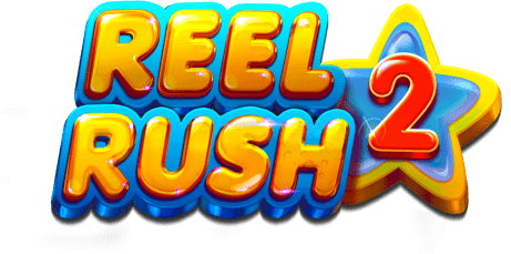 Reel Rush 2 video slot logo