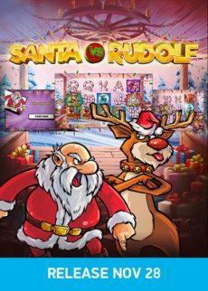 Try Santa vs Rudolf Slot Now!