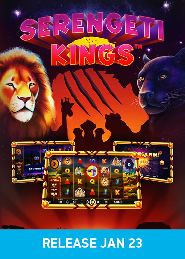 Try Serengeti Kings Now!