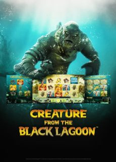 Try The Creature from the Black Lagoon Now!