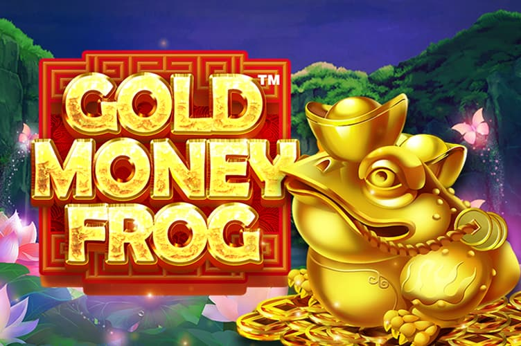 Gold Money Frog Slot thumbnail