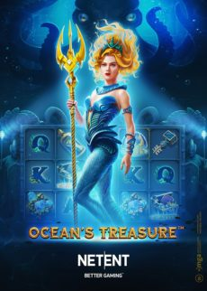 Try Ocean's Treasure Slot Now!