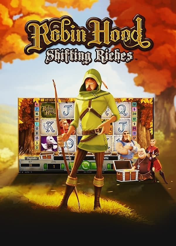 Try Robin Hood: Shifting Riches Now!