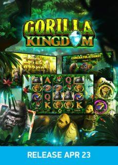 Try Gorilla Kingdom Slot Now!